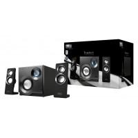 Haut-parleur 2.1 Systeme Purephonic 60W Gris