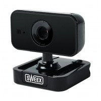 ViewPlus Webcam USB Noir