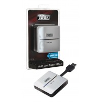 Lecteur multicartes USB 3.0