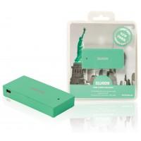 Lecteur vert New York à carte USB