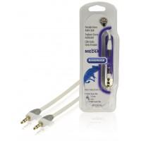 Câble audio stéréo portable 2,0 m