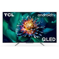 TCL 65AC710 TV QLED 4K - 65 (165cm) - HDR - Android TV - Disney + - 3xHDMI - 2xUSB - Classe énergétique A+