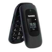 TELEFUNKEN Téléphone mobile a clapet TM 250 IZY Senior Noir
