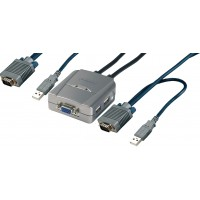 BANDRIDGE USB KVM SWITCH POO