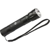 Brennenstuhl Lampe de poche LED rechargeable - avec focus LuxPremium - 350 lumen (IP44)