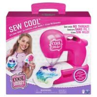 COOL MAKER – Machine a coudre Sew Cool - 6058340 - Loisirs créatifs pour enfants a partir de 6 ans - Jouet enfant
