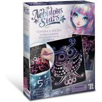 NEBULOUS STARS - Loisir Créatif - NS11014 - Tableaux a gratter féérique
