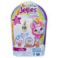 PACK DE 2 Rainbow Jellies - 6056246 - Coffret Kit pour créer ses personnages - Modele aléatoire - Jouet enfants a partir de 6 an