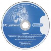 Disque de nettoyage de lentille pour lecteur DVD