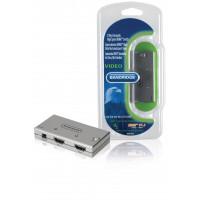 Commutateur HDMI® Haut Vitesse Automatique 2 Voies