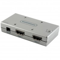 Commutateur HDMI® Haut Vitesse Automatique 4 Voies