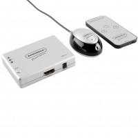 Commutateur HDMI® Haut Vitesse trois voies aux Performances Supérieures
