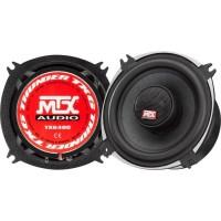 MTX TX640C Haut-parleurs coaxiaux 10cm 2 voies 70W RMS 4O châssis alu tweeter néodyme dôme soie bobine TSV TIL.