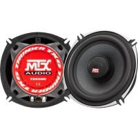 MTX TX650C Haut-parleurs coaxiaux 13cm 2 voies 80W RMS 4O châssis alu tweeter néodyme dôme soie bobine TSV TIL
