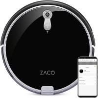 ZACO 501900 Robot Aspirateur Laveur A8s - Autonomie 160min - Réservoir 300ml - Puissance 22W