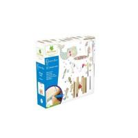 SYCOMORE - Kit de loisir créatif enfant - 3 Attrapes-Vents - DIY - Dream Box Collector - Des 7 ans