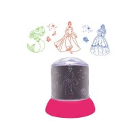 Veilleuse avec projections Disney Princesse