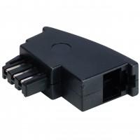 Adaptateur téléphone TAE-F/RJ11