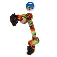 DUVO Premium Corde en coton avec noeud Beach - 55 cm