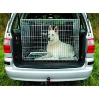 TRIXIE Cage de transport pour chien - 116 × 86 × 77 cm