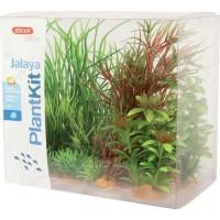 ZOLUX Kit de 6 plantes artificielles Jalaya N4 - Pour aquarium