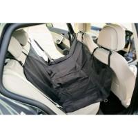 ZOLUX Plaid de protection en polyester réglable pour voiture - L132xl124 cm - Pour chien