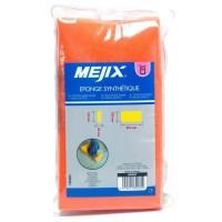 MEJIX Eponge synthétique sous vide - 225 x 125 mm
