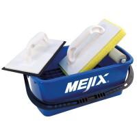 MEJIX Kit bac a joint 10L, taloches éponge et caoutchouc