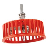 MEJIX Coupe carreau circulaire - Ø20 a 94 mm avec cage