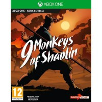 9 Monkeys of Shaolin Jeu Xbox One