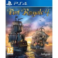 Port Royale 4 Jeu PS4