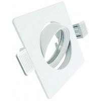 Luminaire carré blanc klak