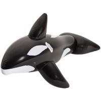 orque gonflable chevauchable avec poignées 2.03x1.02m