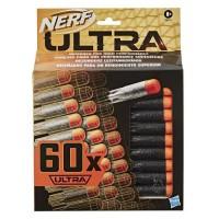 Nerf - Pack de 60 flechettes Nerf Ultra Officielles