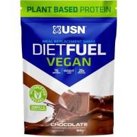 USN Protéines Diet Fuel Vegan - Chocolat - 880 g