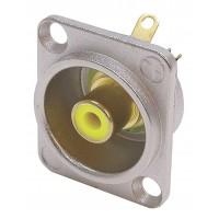 NF2D RCA Prise jaune