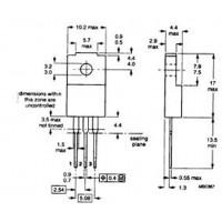 N-FET 800 V 5.2 A 30 W 1.8E