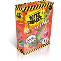 TETES BRULEES 430412 - La Mini Fabrik a Fils - Arômes et colorants naturels