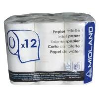 Papier toilette WC chimique 12 rouleaux