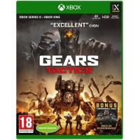Gears Tactics Jeu Xbox Series X - Xbox One