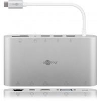 USB-C™ adaptateur multiport en aluminium