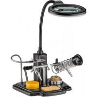 Outil d'aide à la soudure avec lampe à LED