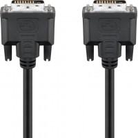Câble DVI-D Full HD Dual Link, Nickel 3 m