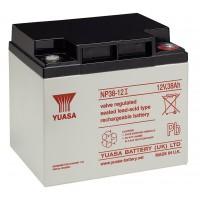 Batterie au plomb 12 V, 38 Ah (NP38-12I)