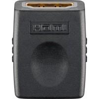 Adaptateur HDMI™, Doré noir