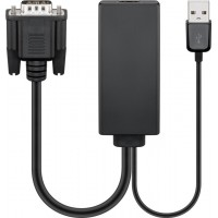 VGA vers câble adaptateur HDMI™ 0.1 m