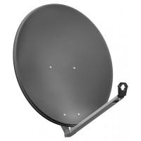 Antenne parabolique en aluminium, 80cm