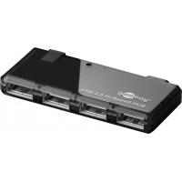 Répartiteur quadruple USB 2.0 Hi-Speed