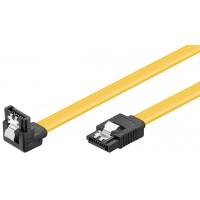 Câble de données PC 6Gbits clip 90° 0.5 m