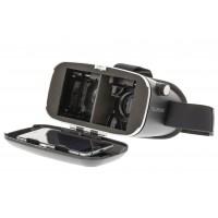 Lunettes de réalité virtuelle Noir/Argent